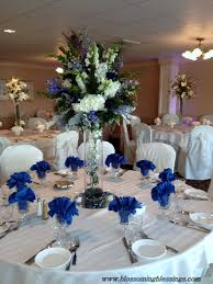 wedding table setting exles blue wedding decorations home act