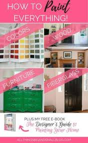 my no fail process for choosing the right paint color paint