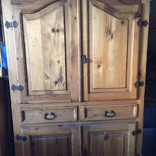 Armoire Solid Wood Find More Sante Fe Rustico Armoire Solid Wood For Sale At Up To 90