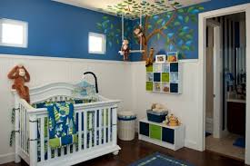 Baby Boy Room Ideas Monkeys Useful Tips For Baby Boy Room Ideas - Baby boy bedroom paint ideas
