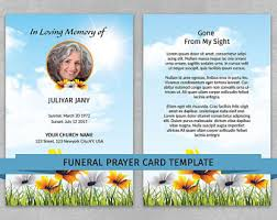 memorial bookmarks funeral bookmarks etsy