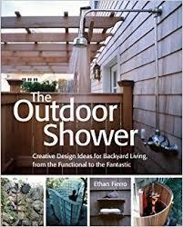the outdoor shower creative design ideas for backyard living