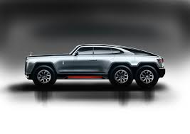 rolls royce concept 2017 this rolls royce 6x6 suv design is crazy but not that crazy