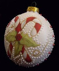 146 best handpainted christmas ornaments images on pinterest