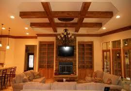 modern false ceiling designs for living room in flats