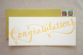 congratulations card stationery a z congratulation cards