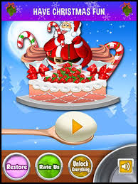 christmas food fever cooking maker kids games on the app store