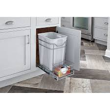 Slim Kitchen Cabinet by Kitchen Best Countertop Trash Can For Your Kitchen Accessories