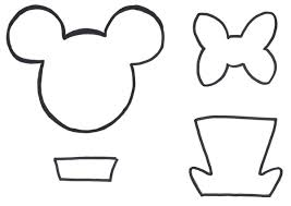 mickey mouse s day mickey and minnie mouse inspired st s day craft mouse