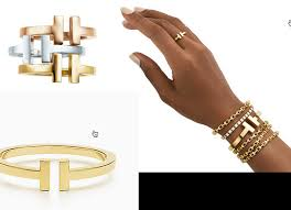 tiffany ring bracelet images Powerful energetic and daring the tiffany t bracelet luxury png