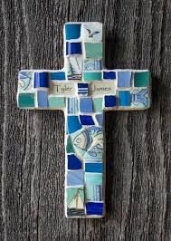 personalized crosses we started creating these personalized crosses for christenings