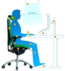 bureau ergonomique chaise de bureau ergonomique siege fauteuil bureau ergonomique