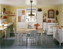 kitchen island instead of table bring back the kitchen table content in a cottage
