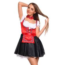 halloween costume maid oktoberfest german wench beer maid costume maboobie