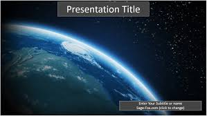 templates powerpoint earth free earth from space powerpoint 6549 sagefox powerpoint templates
