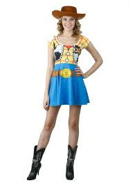 toy story woody skater dress