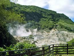St Lucia Island Map Saint Lucia Attractions And Landmarks Wondermondo