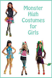 monster high frankie stein child halloween costume monster high costumes for girls