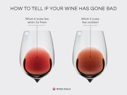 how to tell if wine has gone bad wine folly