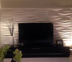 modern living room 3d wall panels b modern tv unit accent