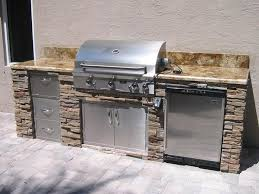 Best  Bbq Island Kits Ideas On Pinterest Covered Outdoor - Outdoor bbq kitchen cabinets