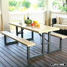 lifetime picnic table costco lifetime picnic table costco folding table luxury lifetime kids