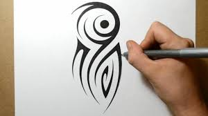 design idea tribal half sleeve tattoo design idea 3 youtube