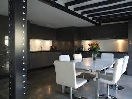 cuisine moderne ouverte sur salon beau cuisine ouverte moderne avec cuisine moderne ouverte sur