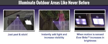 bright light solar brite solar light official tv site