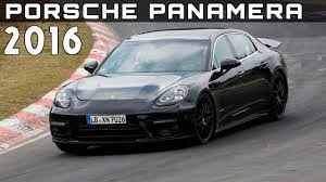 porsche panamera 2016 price 2016 porsche panamera review rendered price specs release date
