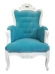 Turquoise Accent Chair Antique Turquoise Velvet Accent Chair How To S