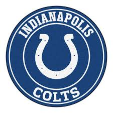 Area Rugs Indianapolis Colts Roundel Area Rug 27