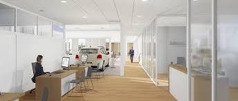 louer un bureau à la journée volkswagen loue ses bureaux en concession automobile