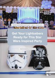 a star wars inspired party philippines mommy family blog