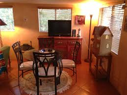 Bungalow Dining Room by Private 2 Bedroom Bungalow With Glorious Vi Vrbo