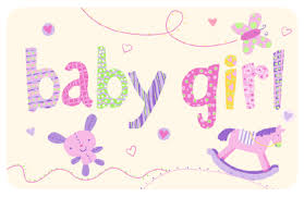 baby girl cards best wishes on your baby girl greeting card congratulations on