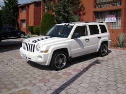 lifted jeep patriot hippopomo 2007 jeep patriot u0027s photo gallery at cardomain