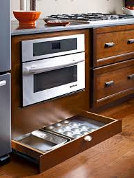 Kitchen Appliance Storage Ideas Easy Organizational Solutions For Kitchens Diy Network Blog
