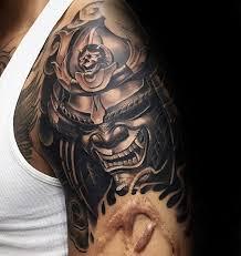 Tattoo Designs Half Sleeve Ideas 100 Hannya Mask Tattoo Designs For Men Japanese Ink Ideas