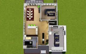 Suburban House Floor Plan by Mod The Sims Modern Suburbia