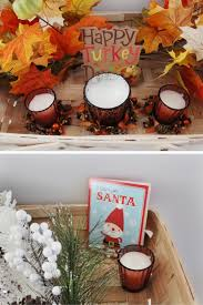 thanksgiving and christmas how to make your seasonal decor transition between holidays
