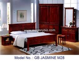 antique style solid wood furniture bedroom sets for home malaysia