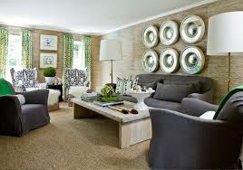 oversized couch pillows living room contemporary with circular