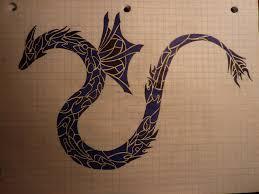 sea serpent by azazel1 on deviantart