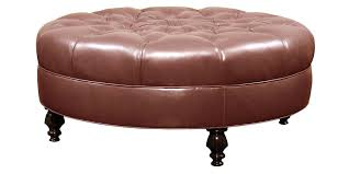 Ottoman For Sale Square Leather Tufted Ottoman Butler Square Tufted Leather Ottoman