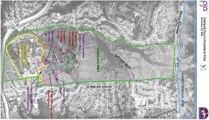 Oakland Map Knowland Park Aerial Photos