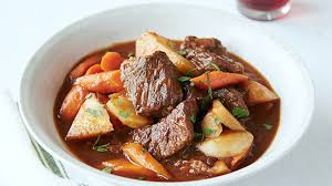 beef stew with root vegetables food network