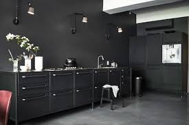 danish design kitchen this dark brooding nyc apartment is a suave showroom for danish