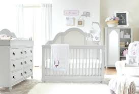 Palisades Convertible Crib Glass Window Beside Vanity White Black Colors Patterned