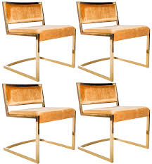 Gold Dining Chairs Gold Dining Chairs